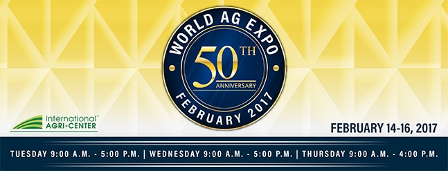 Tulare World Ag Expo 2017