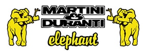 Martini e Duranti rough terrain forklifts